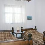 апартаменты в Хорватии спальня